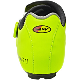 Northwave Extreme GT Shoes Men yellow fluo